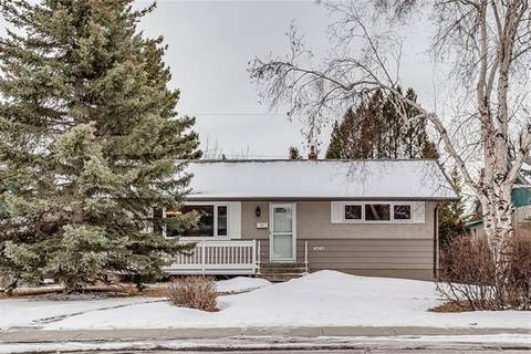 House for sale at 4747 26 Ave Southwest Calgary Alberta - MLS: C4290971