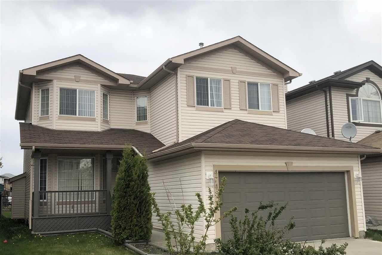 House for sale at 4748 154 Av NW Edmonton Alberta - MLS: E4182023