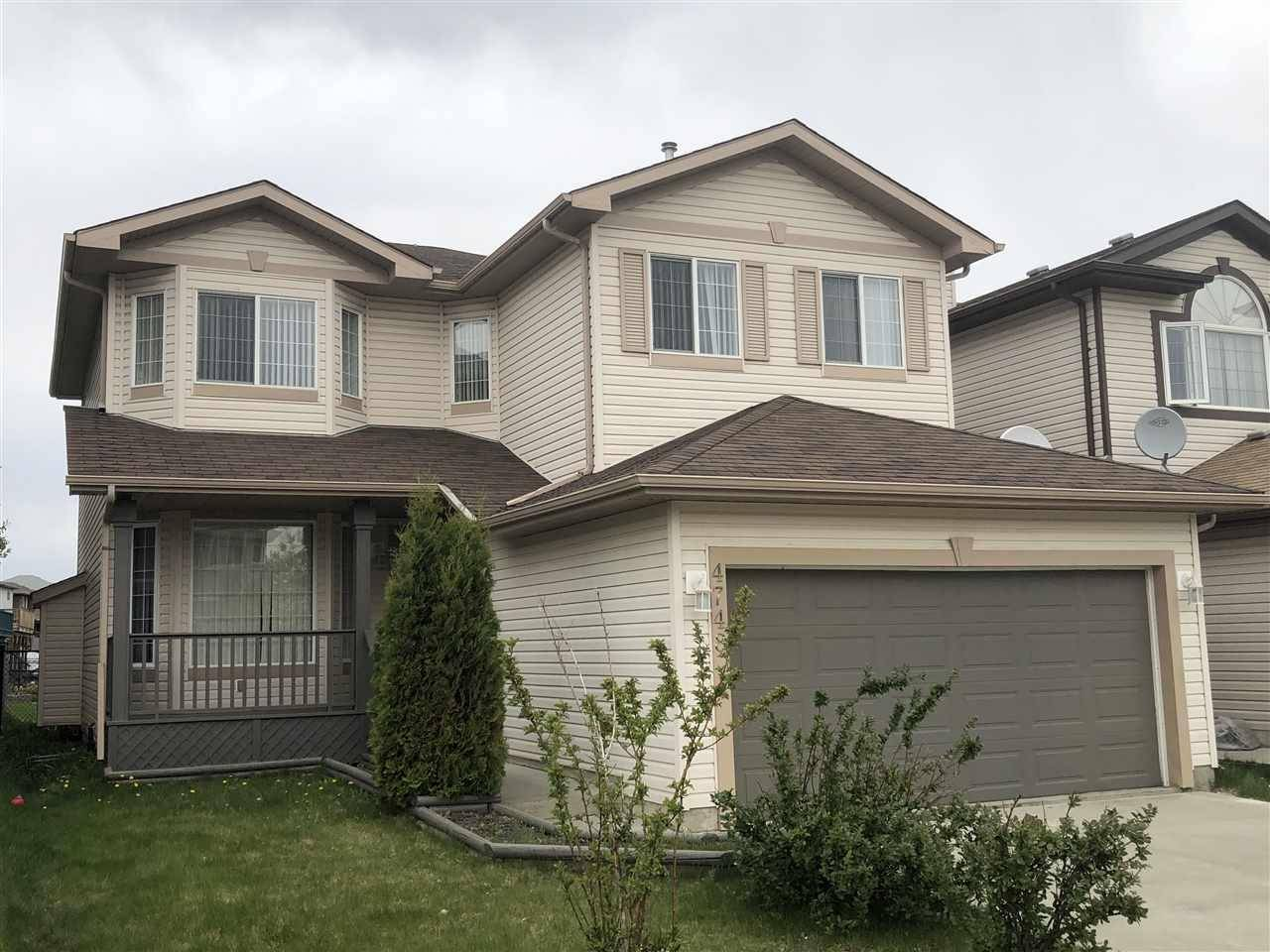 House for sale at 4748 154 Ave Nw Edmonton Alberta - MLS: E4182023
