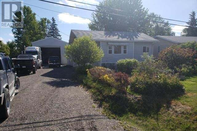 House for sale at 4748 Nicholson Rd Chetwynd British Columbia - MLS: 183524