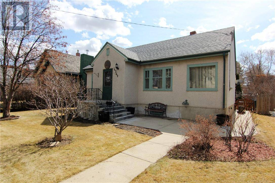 House for sale at 4749 54 St Red Deer Alberta - MLS: ca0189902