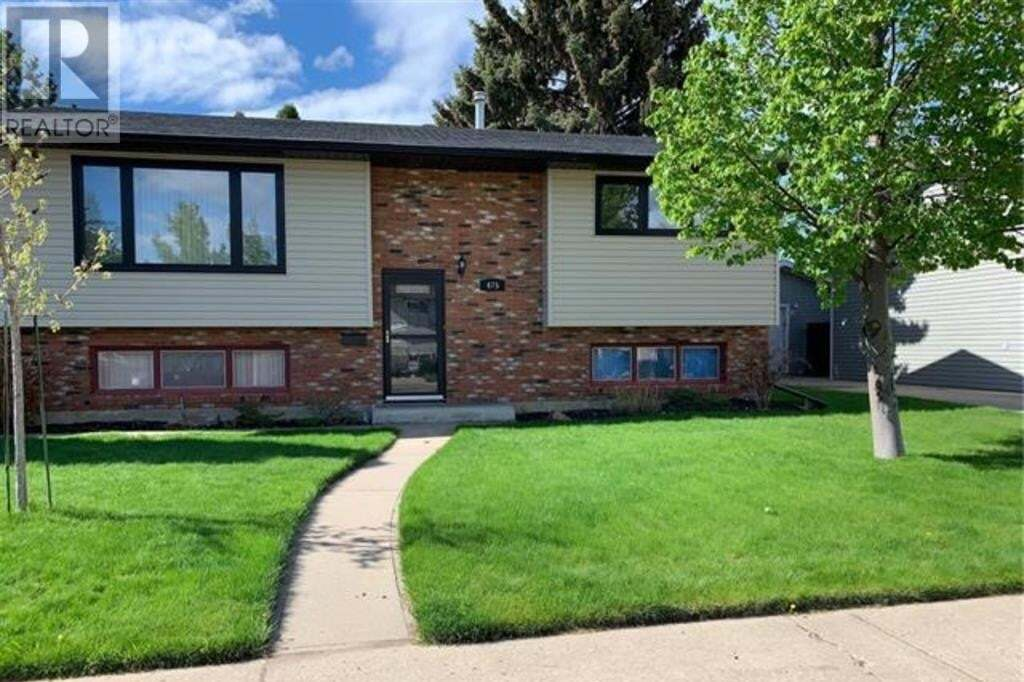 House for sale at 475 18 St Northeast Medicine Hat Alberta - MLS: MH0191408