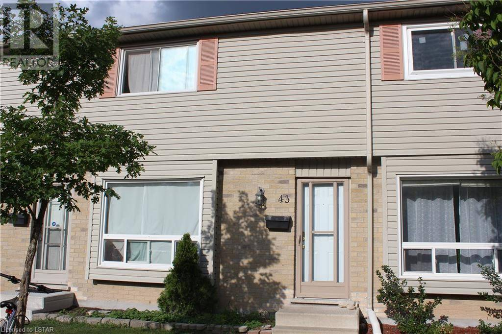 Home for sale at 43 Sandringham Cres Unit 475 London Ontario - MLS: 216096