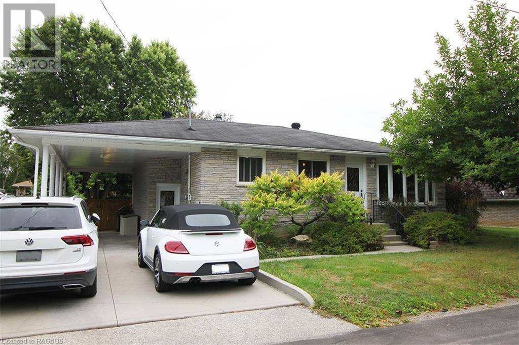 House for sale at 475 5th St Hanover Ontario - MLS: 219469