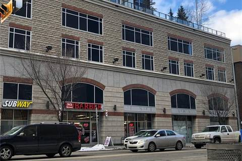 Commercial property for lease at 475 8 St Southwest Calgary Alberta - MLS: C4285480