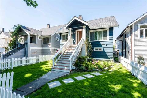 House for sale at 475 19th Ave E Vancouver British Columbia - MLS: R2372522