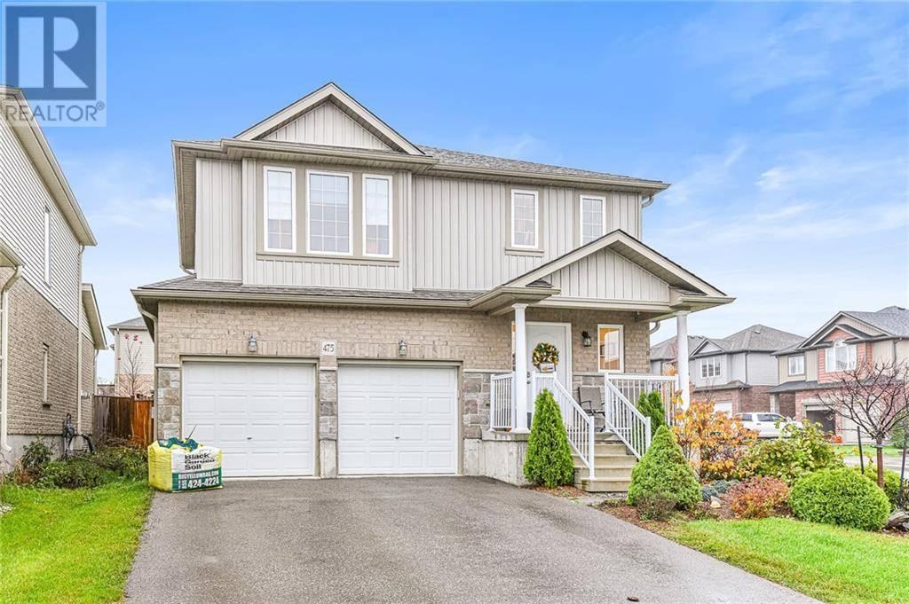 House for sale at 475 Fairway Rd Woodstock Ontario - MLS: 30775080