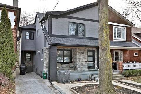 Townhouse for sale at 475 Hillsdale Ave Toronto Ontario - MLS: C4384787