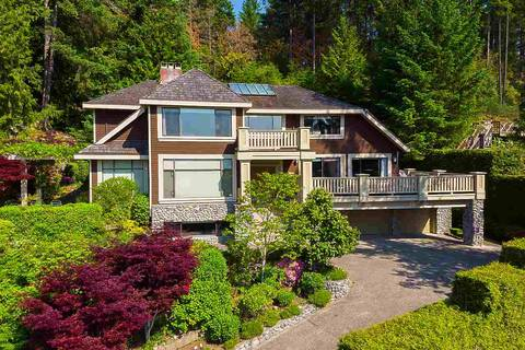 House for sale at 4750 Northwood Dr West Vancouver British Columbia - MLS: R2377521