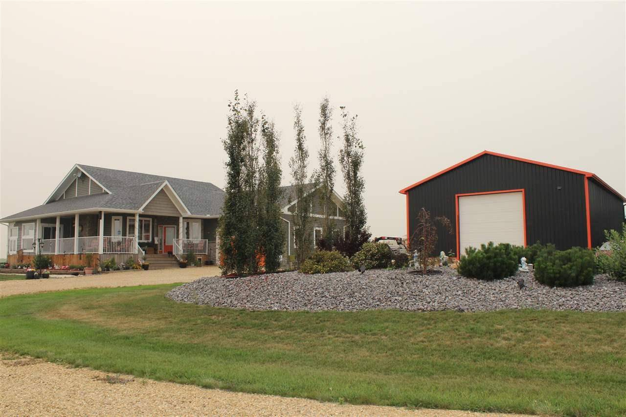 House for sale at 47536 Rr  Rural Camrose County Alberta - MLS: E4188758