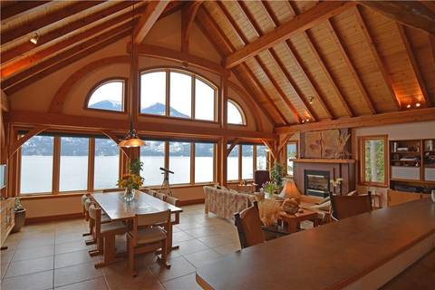 House for sale at 4754 Twin Bays Rd Kaslo British Columbia - MLS: 2434969