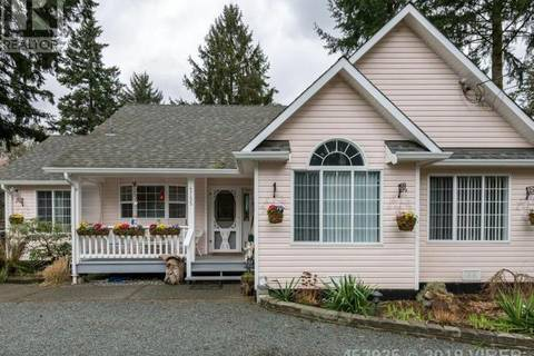 House for sale at 4755 Wimbledon Rd Campbell River British Columbia - MLS: 452935