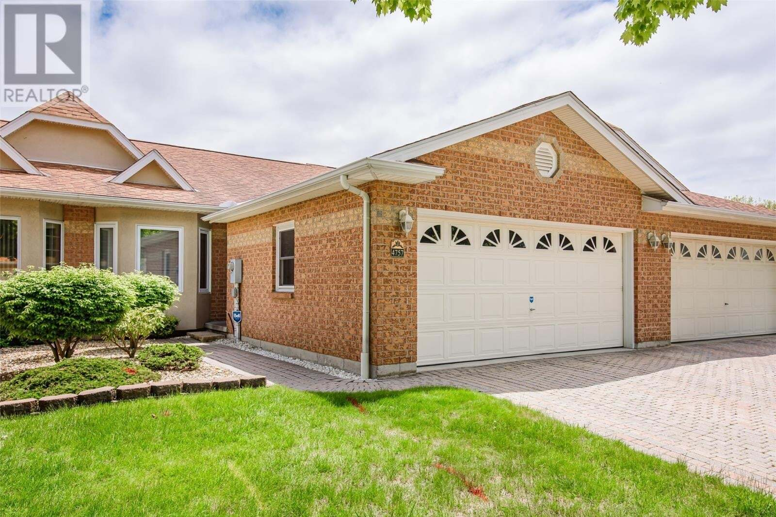 Townhouse for sale at 4757 Eagle Cres  Windsor Ontario - MLS: 20005657