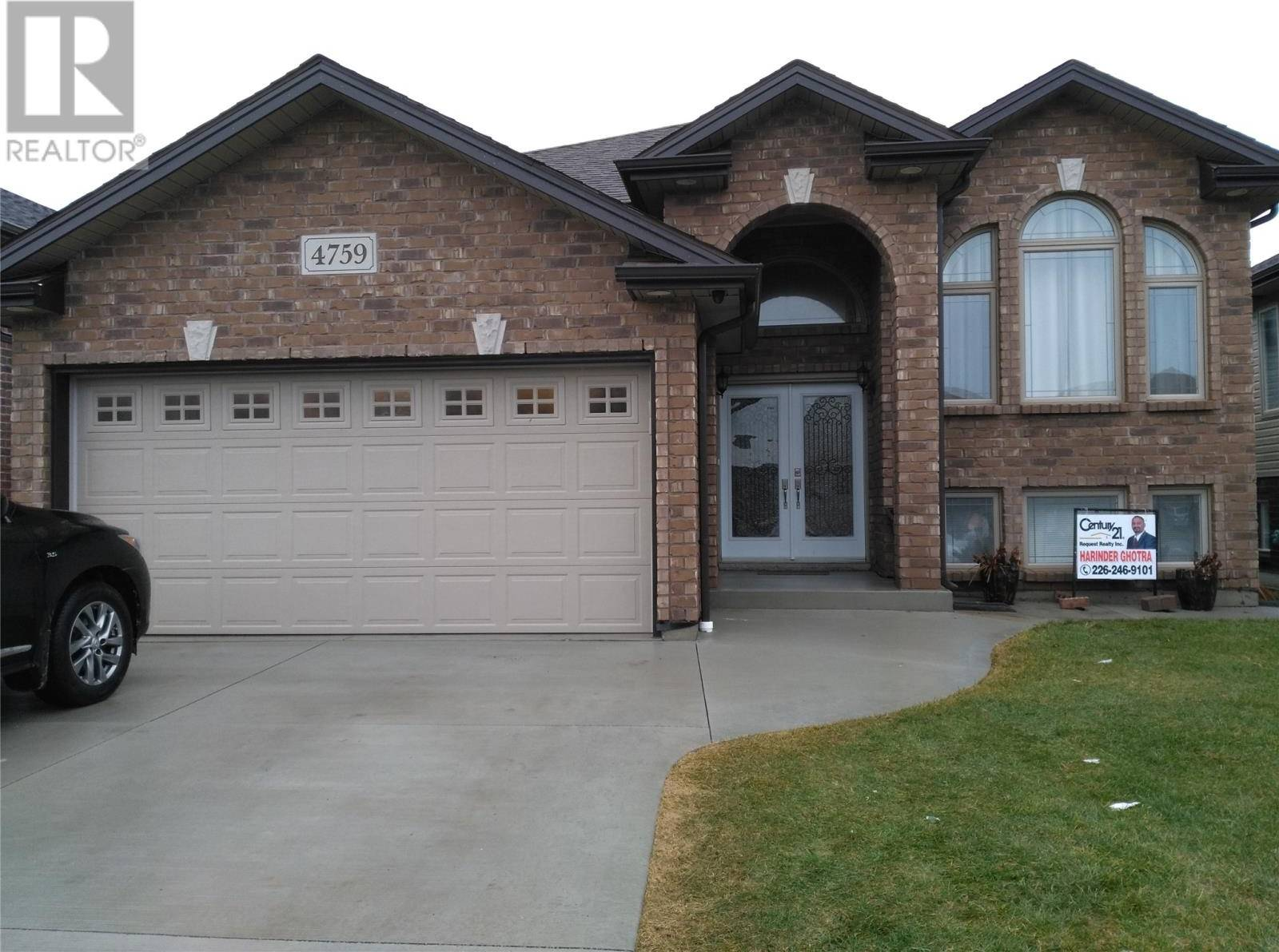 House for rent at 4759 Periwinkle Cres Windsor Ontario - MLS: 19020868