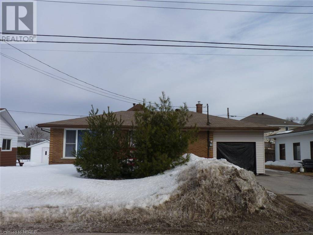 House for sale at 476 Greenwood Ave North Bay Ontario - MLS: 251196