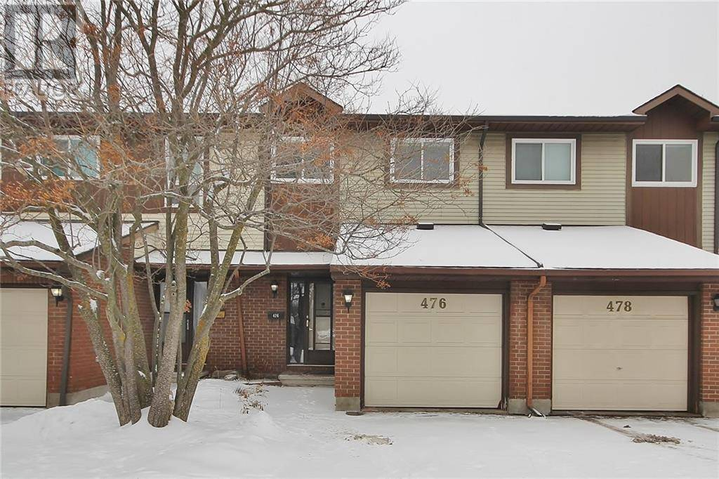 Townhouse for rent at 476 Sandhamn Pt Ottawa Ontario - MLS: 1179266