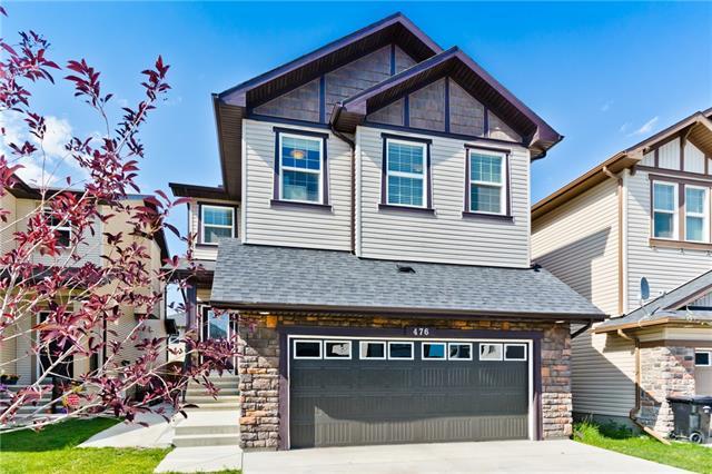 Sold: 476 Skyview Shores Manor Northeast, Calgary, AB