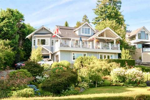 House for sale at 4767 Pilot House Rd West Vancouver British Columbia - MLS: R2432034