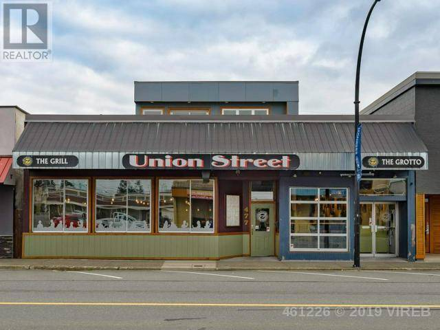 Commercial property for sale at 477 5th St Courtenay British Columbia - MLS: 461226