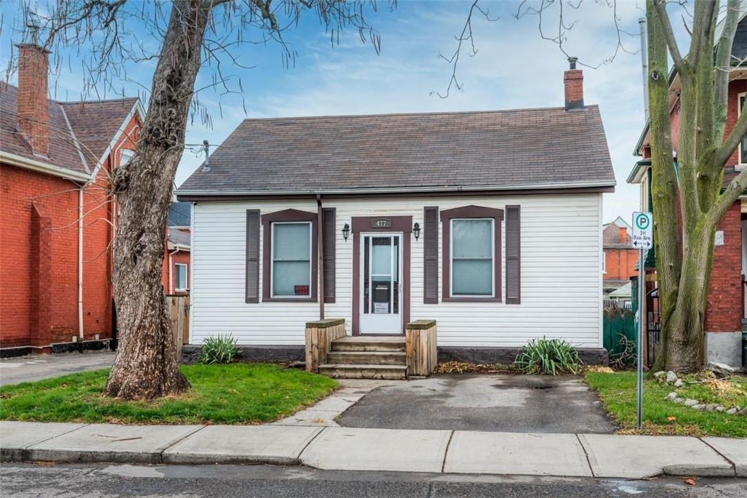 House for sale at 477 King William St Hamilton Ontario - MLS: H4093587