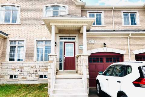 Townhouse for sale at 477 Silver Maple Rd Oakville Ontario - MLS: W4819325