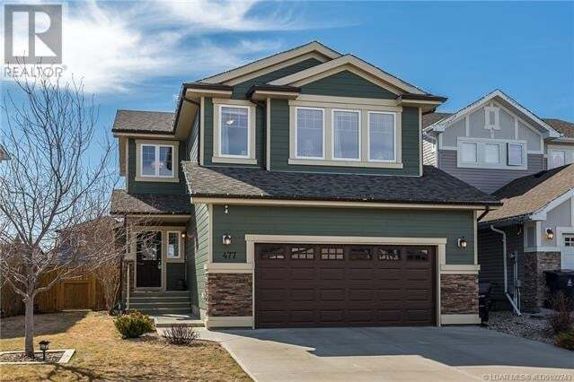 House for sale at 477 Twinriver Rte West Lethbridge Alberta - MLS: LD0192243