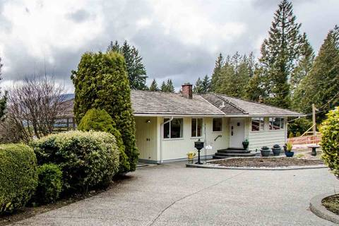 House for sale at 4771 Bonita Dr North Vancouver British Columbia - MLS: R2448438