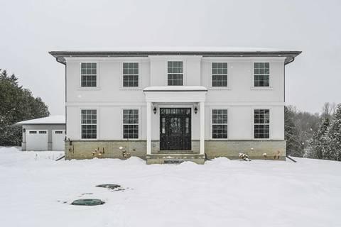 House for sale at 4776 Nassagaweya Puslinch Line Milton Ontario - MLS: W4701384