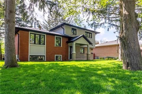 House for sale at 478 Beverley Dr Burlington Ontario - MLS: H4054434