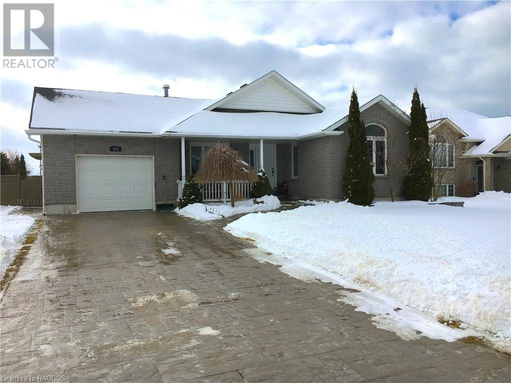 House for sale at 478 Buckby Ln Port Elgin Ontario - MLS: 243490