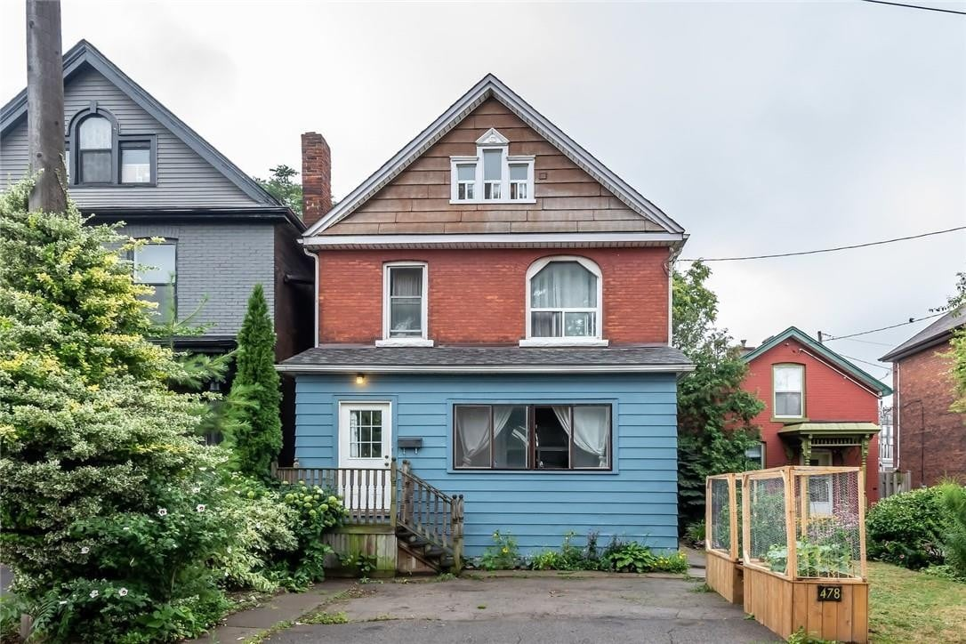 House for sale at 478 King William St Hamilton Ontario - MLS: H4084451