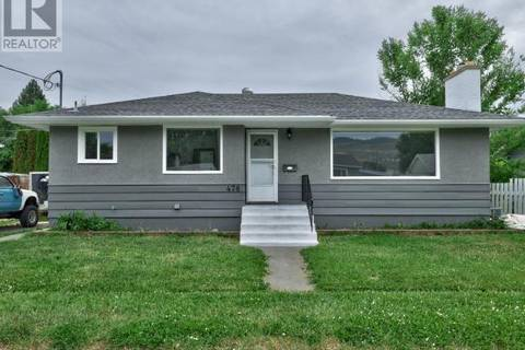 House for sale at 478 Linden Ave Kamloops British Columbia - MLS: 151881