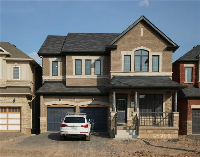 For Sale: 478 Wheat Boom Drive, Oakville, ON | 4 Bed, 4 Bath House for $1,399,500. See 8 photos!
