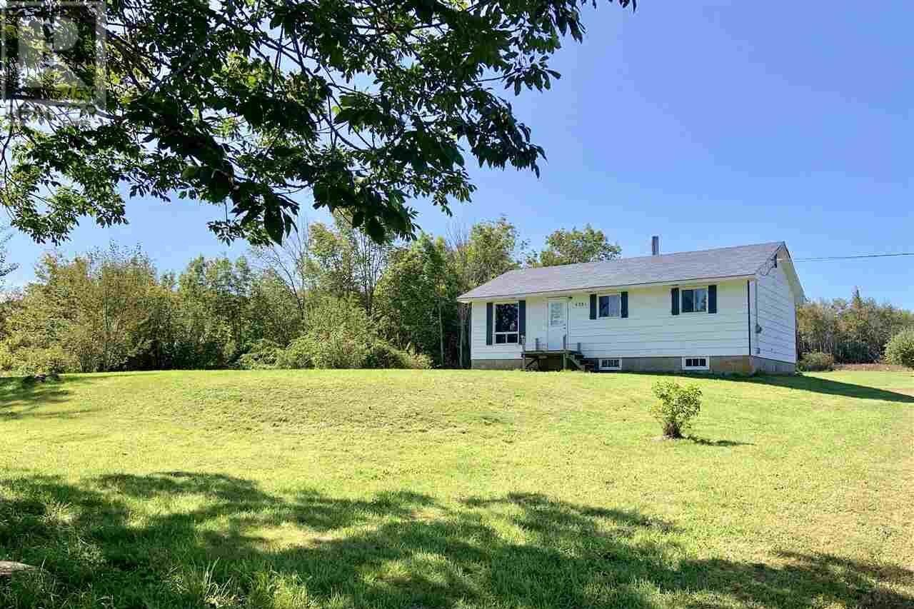 House for sale at 4781 340 Hy Hassett Nova Scotia - MLS: 202024505