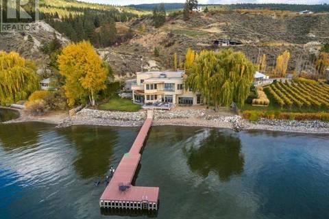 House for sale at 4785 Mill Rd Naramata British Columbia - MLS: 177414