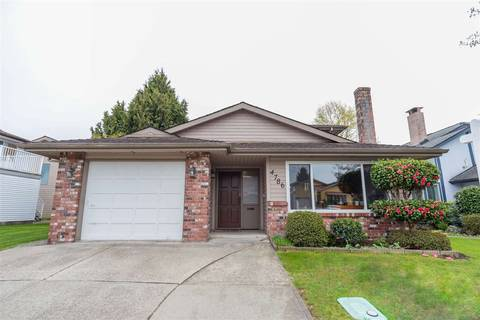 House for sale at 4786 Mahood Dr Richmond British Columbia - MLS: R2360135