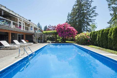 House for sale at 4787 Cedarcrest Ave North Vancouver British Columbia - MLS: R2368919