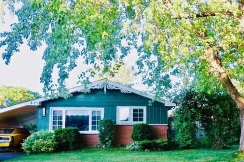 House for sale at 479 Harwood Dr Oshawa Ontario - MLS: E4802920