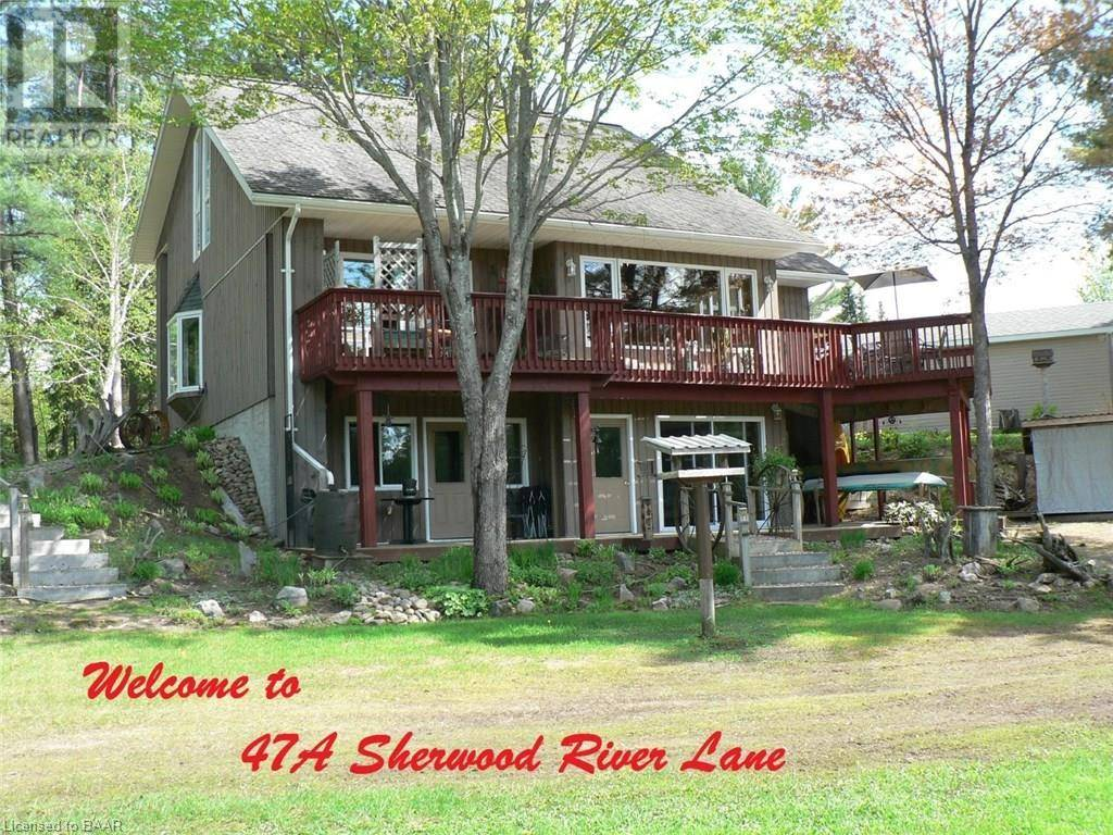 House for sale at 47 Sherwood River Ln East Killaloe Ontario - MLS: 196397