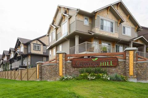 Townhouse for sale at 1005 Graydon Hill Blvd Sw Unit 48 Edmonton Alberta - MLS: E4188992