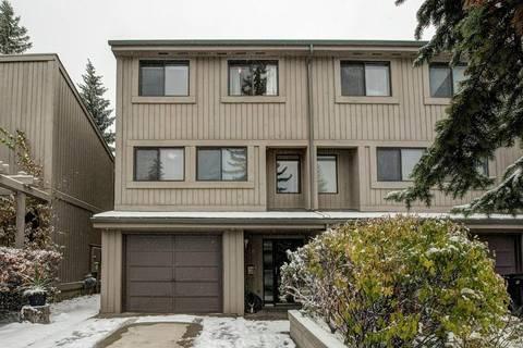Townhouse for sale at 10401 19 St Sw Unit 48 Braeside, Calgary Alberta - MLS: C4210529