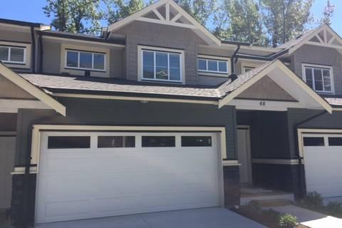 Townhouse for sale at 11252 Cottonwood Dr Unit 48 Maple Ridge British Columbia - MLS: R2429295