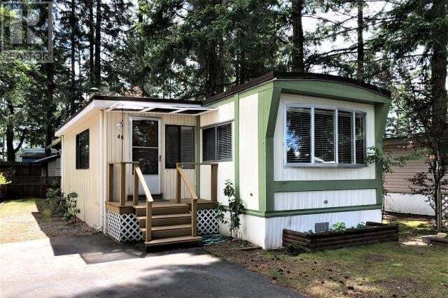Residential property for sale at 1247 Arbutus Rd Unit 48 Parksville British Columbia - MLS: 469519
