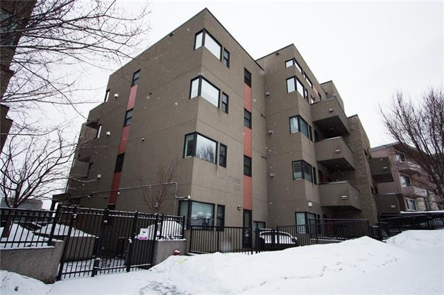 For Sale: 402 - 1828 14 Street Southwest, Calgary, AB | 1 Bed, 1 Bath Condo for $348,000. See 16 photos!