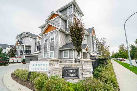 Townhouse for sale at 20860 76 Ave Unit 48 Langley British Columbia - MLS: R2411275