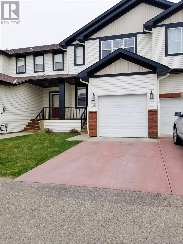 Townhouse for sale at 295 Blackfoot Rd W Unit 48 Lethbridge Alberta - MLS: ld0192918