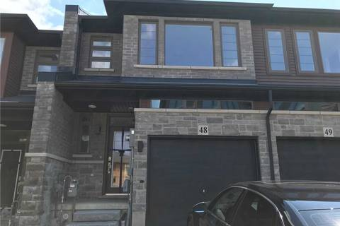 Townhouse for rent at 30 Times Square Blvd Unit 48 Hamilton Ontario - MLS: X4553817