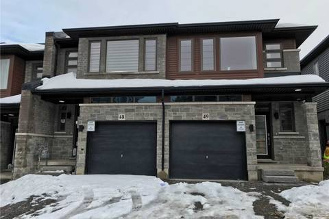 Townhouse for rent at 30 Times Square Blvd Unit 48 Hamilton Ontario - MLS: X4636580
