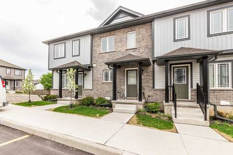 Condo for sale at 350 Dundas St Unit 48 Cambridge Ontario - MLS: X4460341