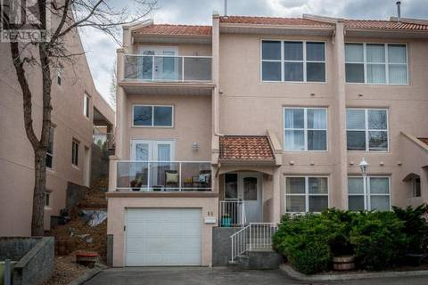 Townhouse for sale at 383 Columbia St W Unit 48 Kamloops British Columbia - MLS: 150856